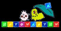 Lgglybuff and Chikorita