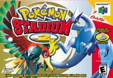 Pokemon Stadium 2 box