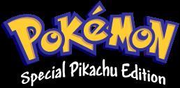 Pokemon Special Pikachu Edition logo