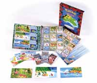 Southern Island Pokemon card set