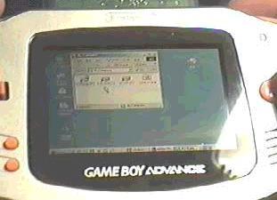 Windows on GameBoy Advanced?